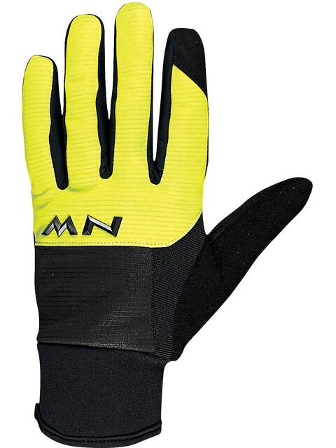 Northwave Power 3 Rękawiczka rowerowa żółty/czarny